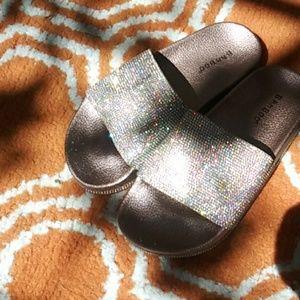 Sparkling sliders